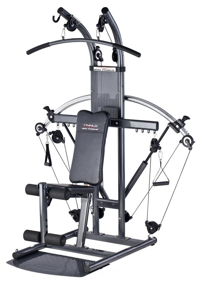 FINNLO Bio Force Extreme Multi Gym, German Brand, 3 YEAR WARRANTY - REVOLUTIONARY DESIGN