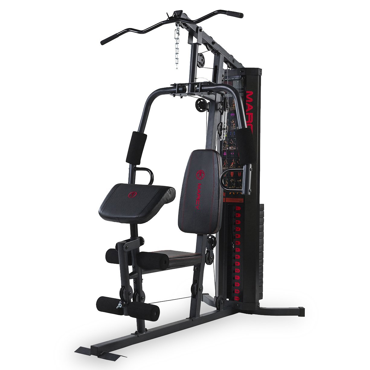 Marcy Eclipse HG3000 Compact Home Gym Review