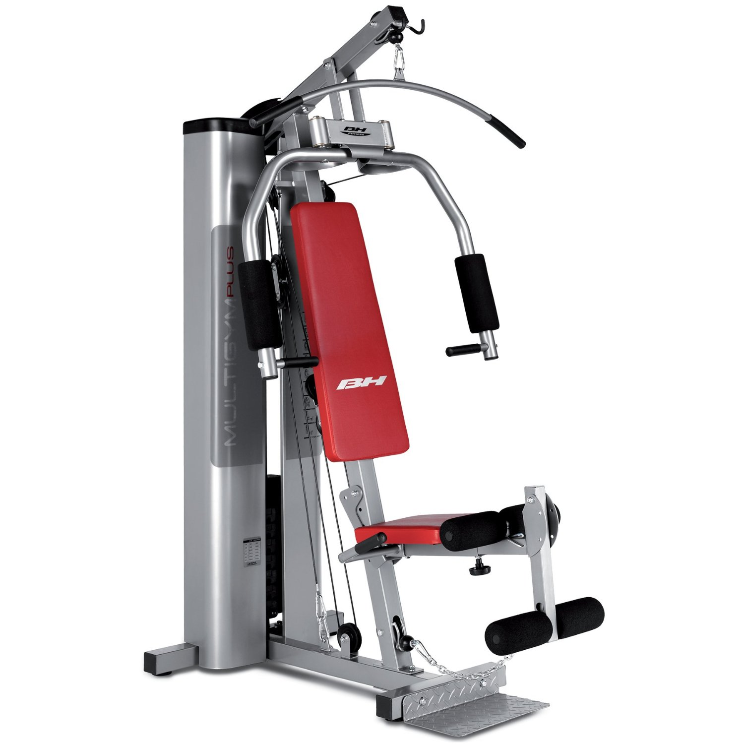 BH Fitness Multi Gym Plus Titanium Home Gym Review