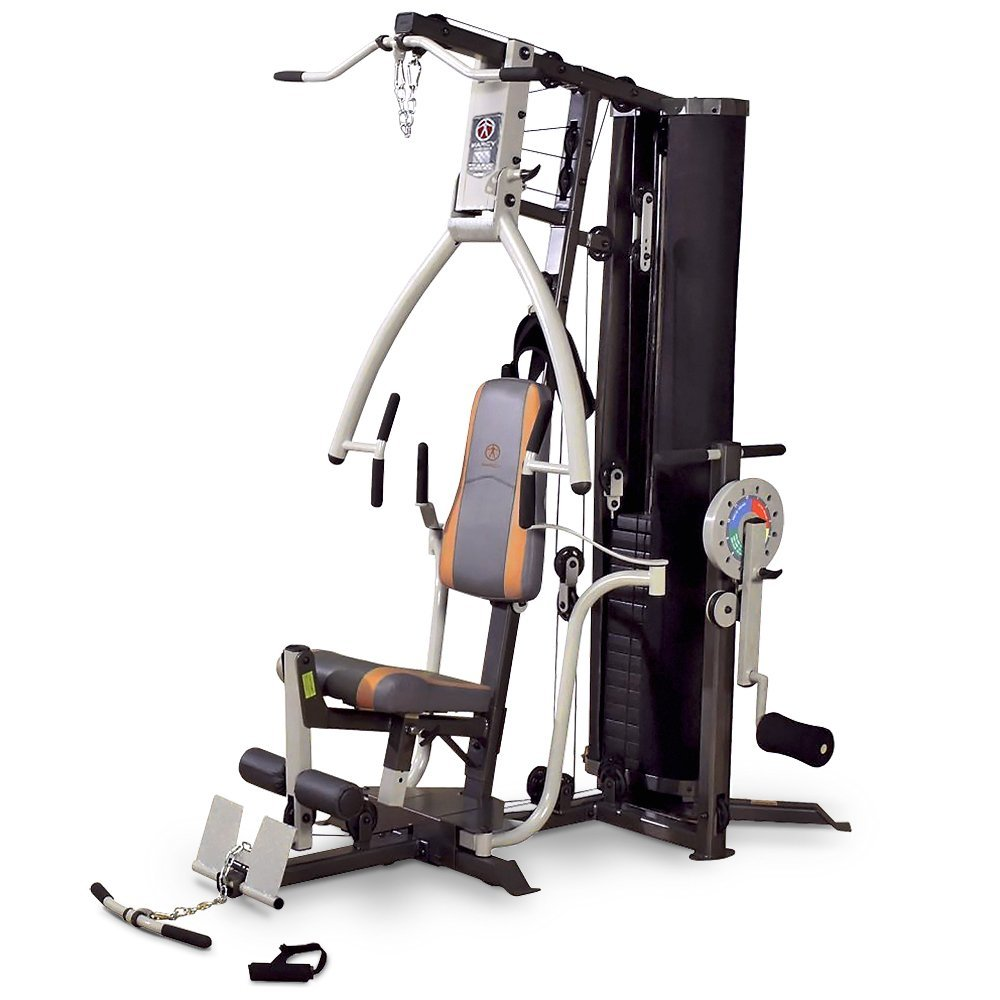 Marcy MP3500 Platinum Home Multi Gym with Thigh Trainer Review